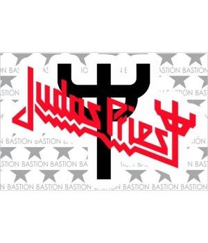 """Виниловая наклейка """"Judas Priest"""""""