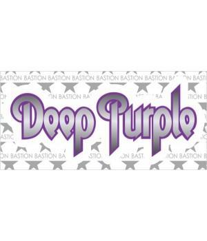 """Виниловая наклейка """"Deep Purple"""""""