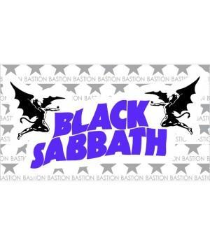 """Виниловая наклейка """"Black Sabbath"""""""