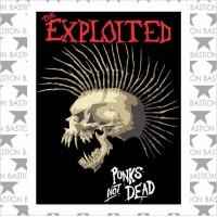 "Виниловая наклейка ""The Exploited"""