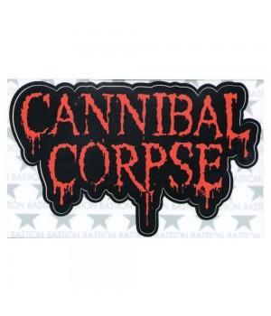 """Виниловая наклейка """"Cannibal Corpse"""""""