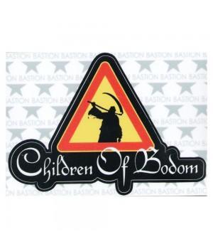 """Виниловая наклейка """"Children Of Bodom"""""""