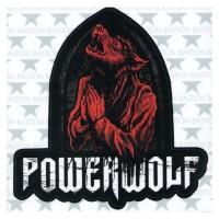 """Виниловая наклейка """"Powerwolf"""""""
