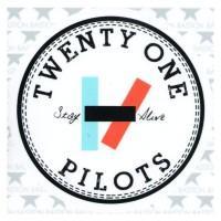 """Виниловая наклейка """"Twenty One Pilots"""""""