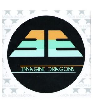 """Виниловая наклейка """"Imagine Dragons"""""""