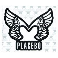 """Виниловая наклейка """"Placebo"""""""
