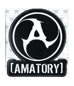 """Виниловая наклейка """"Amatory"""""""