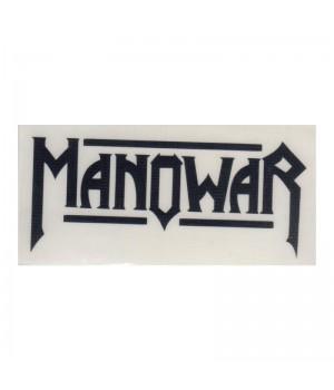 """Наклейка """"Manowar"""""""