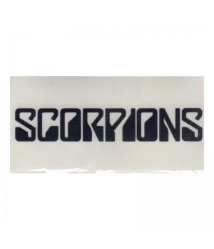 """Наклейка """"Scorpions"""""""