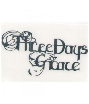 "Наклейка ""Three Days Grace"""