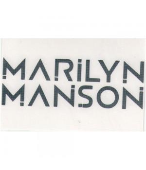 "Наклейка ""Marilyn Manson"""