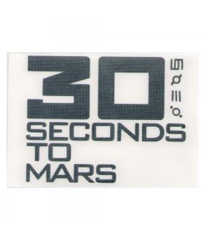 "Наклейка ""30 Seconds To Mars"""