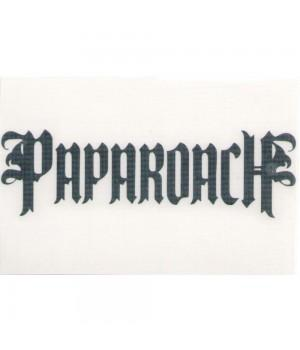 "Наклейка ""Papa Roach"""