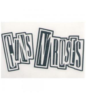 """Наклейка """"Guns N' Roses"""""""