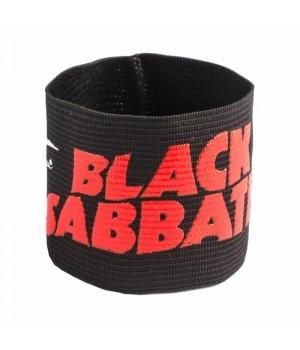 "Напульсник на резинке ""Black Sabbath"""