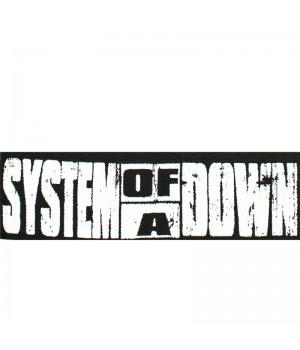 "Напульсник на резинке ""System Of A Down"""