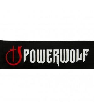"""Напульсник на резинке """"Powerwolf"""""""