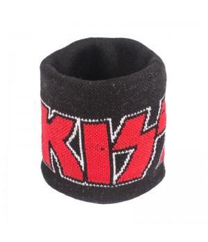 "Напульсник из ткани ""Kiss"""