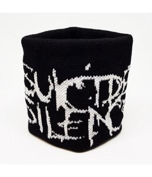 "Напульсник из ткани ""Suicide Silence"""