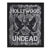 "Нашивка ""Hollywood Undead"""