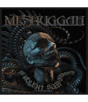 "Нашивка ""Meshuggah"""