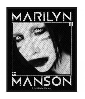 "Нашивка ""Marilyn Manson"""
