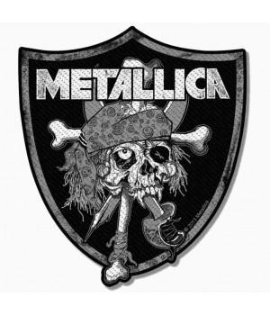 "Нашивка ""Metallica"""