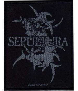 "Нашивка ""Sepultura"""
