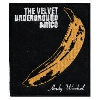 """Нашивка """"The Velvet Underground"""""""