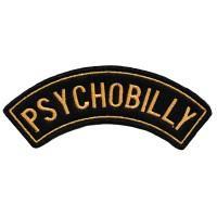 "Нашивка ""Psychobilly"""