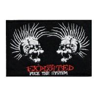 "Нашивка ""The Exploited"""