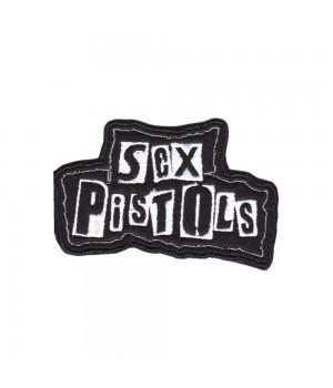 "Нашивка ""Sex Pistols"""