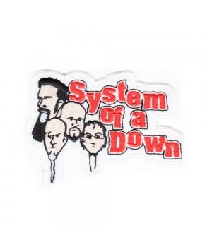 """Нашивка """"System Of A Down"""""""