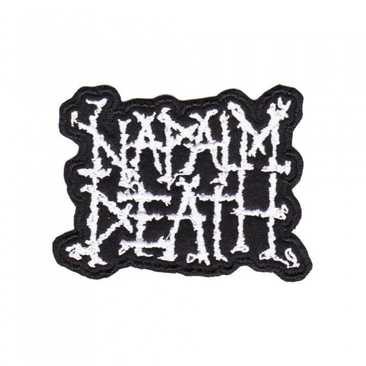"Нашивка ""Napalm Death"" (11798)"