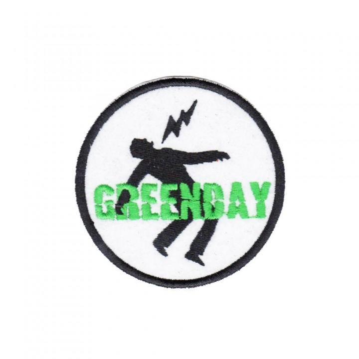 "Нашивка ""Green Day"" (11821)"