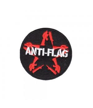 "Нашивка ""Anti-Flag"""