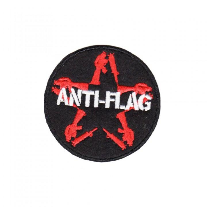"Нашивка ""Anti-Flag"" (11823)"