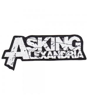 "Нашивка ""Asking Alexandria"""