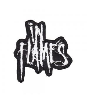"""Нашивка """"In Flames"""""""
