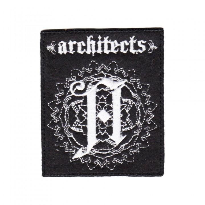 "Нашивка ""Architects"" (11857)"