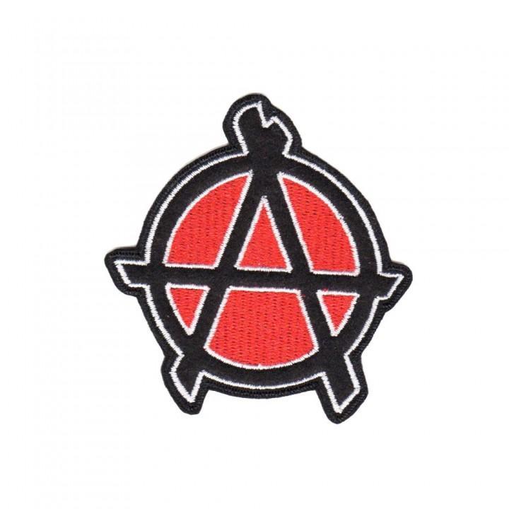 """Нашивка """"Анархия"""" (11859)"""