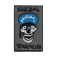 "Нашивка ""Suicidal Tendencies"""