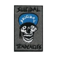 "Нашивка ""Suicidal Tendencies"""