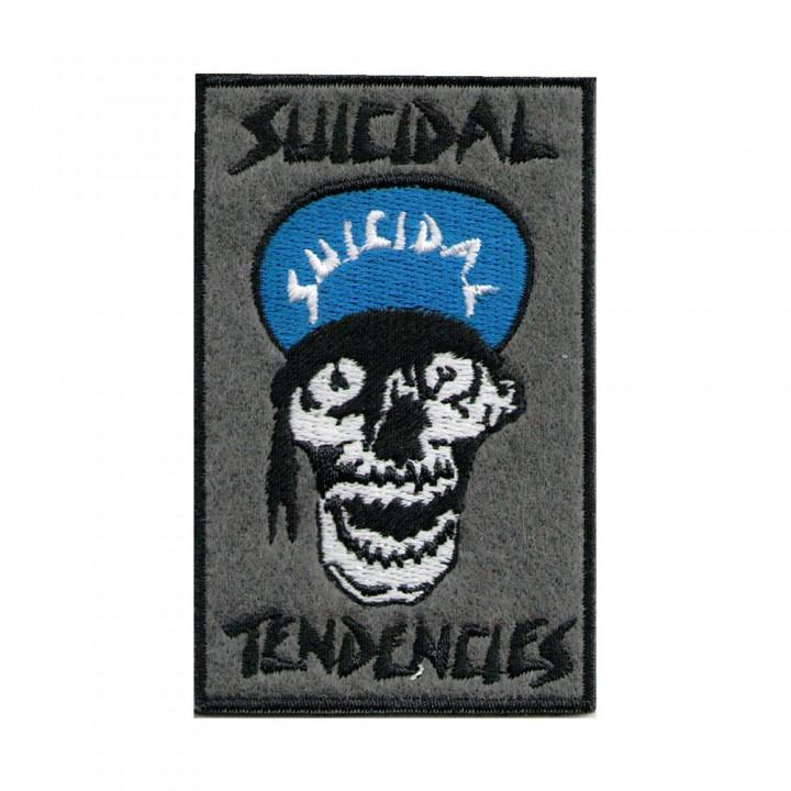 "Нашивка ""Suicidal Tendencies"" (13947)"