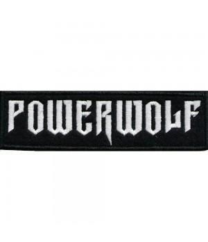"Нашивка ""Powerwolf"""