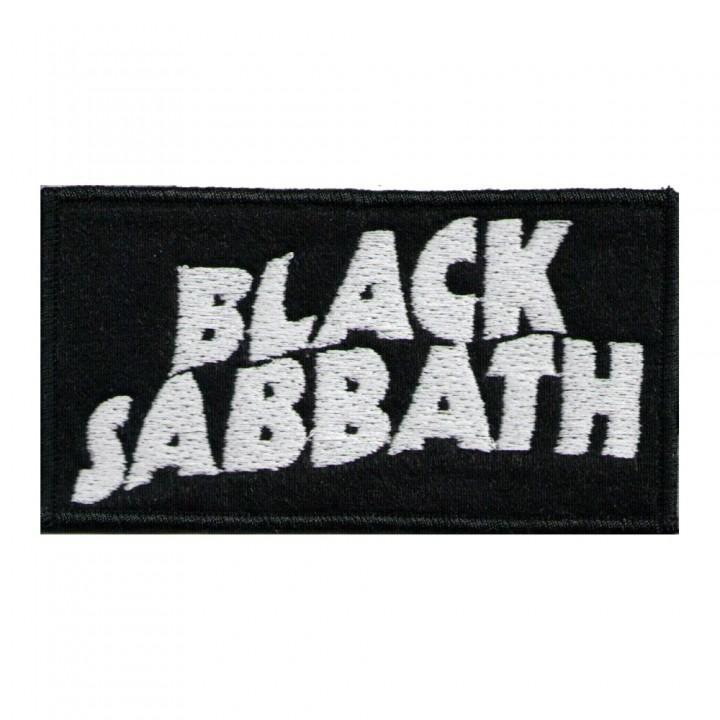 "Нашивка ""Black Sabbath"" (13921)"