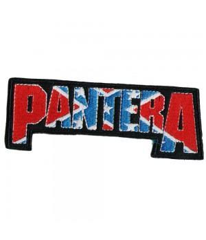 """Нашивка """"Pantera"""""""