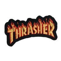 """Нашивка """"Thrasher"""""""