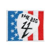 """Нашивка """"The Big 4"""""""