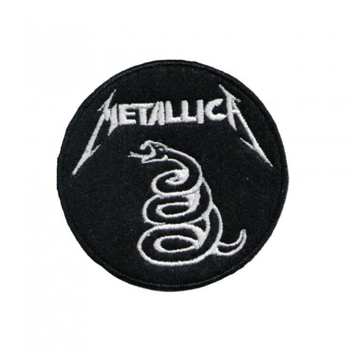 "Нашивка ""Metallica"" (11863)"